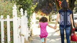 School Bans Parents From Walking Kids