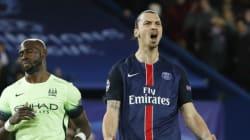 Le début de match complètement raté de Zlatan contre City agace les