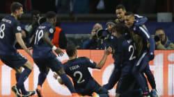 Regardez les 4 buts de PSG-Manchester
