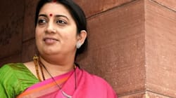 Complete Fee Waiver For SC/ST, Dalit Students Of IITs: Smriti