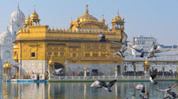 Here's A 360 Degree View Of The Golden Temple And It's