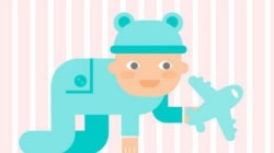 12 consejos para viajar con un bebé y no estresarte en el
