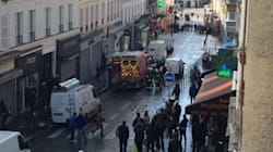 Un forcené et une détonation rue Bichat alarment les réseaux