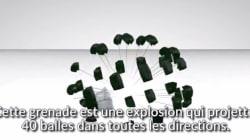 Pourquoi une explosion dans l'eau est plus dangereuse que sur terre