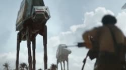 The First 'Rogue One' Trailer Is A 'Star Wars' Nerd's