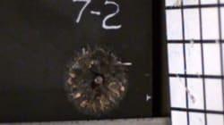 Un métal qui désintègre les balles de fusil