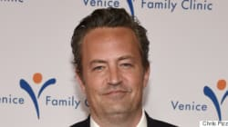 Matthew Perry Isn't Too Upset About Missing That 'Friends'