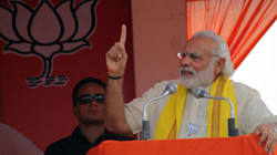 Modi Says Kolkata Flyover Tragedy 'God's Message' To Save Bengal From