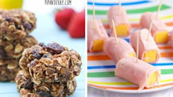 12 Easy Kids' Snacks Rich In Vitamin