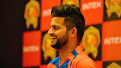 Cricketer Suresh Raina Had A Bizarre Response To A Reporter's Question About A Team