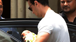 Ahil Is Already Teaching Dad Aayush Sharma How To Pull Off The Perfect