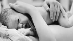 Por qué a algunos bebés se les remoja en fluido vaginal al