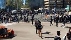 Policiers caillassés, feux de poubelles... De nouveaux incidents dans plusieurs