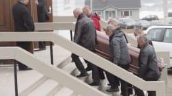 Les funérailles de Jean Lapierre célébrées aujourd'hui