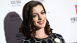 Anne Hathaway's Baby Name Choice Goes Against Hollywood