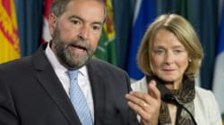 Mulcair Agrees With Ex-MP's Scathing Critique Of His