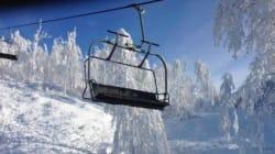 Saison de ski à