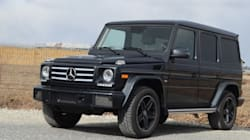 Essai routier Mercedes-Benz G550 2016: du muscle!