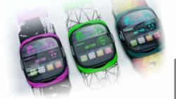 Luminati: une montre intelligente pour surveiller vos