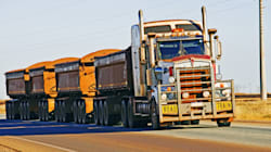 Coalition Pledges To Scrap National Trucking