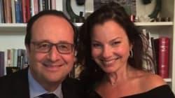 François Hollande a dîné avec Miss Fine,