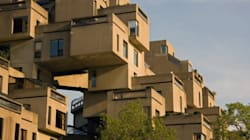 Built To Play The Part: Montreal's Habitat 67 Could Be A Lego Set