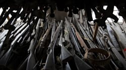 You'll Probably Be Shocked How Many Guns Are In Your