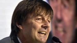 Nicolas Hulot annonce qu'il ne sera pas candidat à l'élection