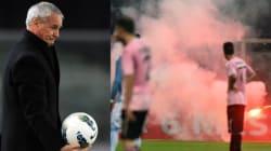 La favola reale del Leicester di Ranieri mentre a Palermo i tifosi si