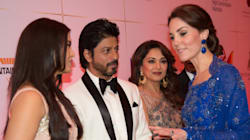 When Bollywood Royalty Meets U.K.