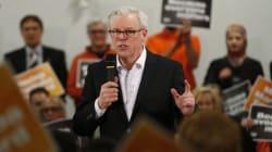 Manitoba NDP Leader Calls Tory Rival