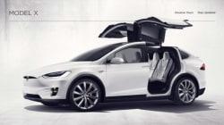 Tesla rappelle 2700 de ses Model