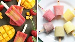 15 Healthy Fruit Popsicles Your Kids Will