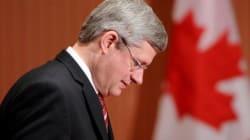 Harper Spin Put Under Third-Party