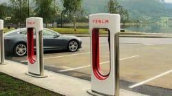 J'ai fait 1000km en Tesla (c'est long mais pas un