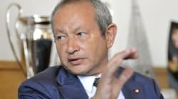 Sawiris: