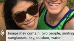 Ahora Facebook ayuda a los usuarios ciegos a disfrutar de las