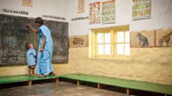 This Teacher From Bihar Didn't Miss School Even On Her Wedding