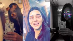 Kendall Jenner va vous effrayer avec ses trois bouches (oui