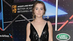 29 Times Saoirse Ronan Shut Down The Red Carpet With Her Stunning