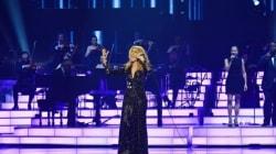 Céline Dion à l'Amphithéâtre Cogeco de