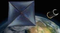 Esta nanonave de 20 gramas pode iniciar uma nova era da exploração