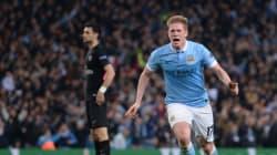 Regardez le but de Manchester