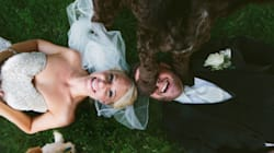 25 Truly Exceptional Wedding Photos That Deserve To Be
