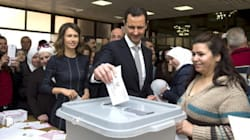 Syria Holds Parliamentary Elections In 'Flimsy Facade Of