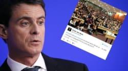 Valls veut une loi contre le voile à la fac, les étudiants l'alertent sur les