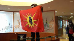 Idle No More Protests In Solidarity With