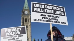 Canadian City Legalizes Uber Over Taxi Drivers'
