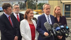 Labor Commits To Supporting Australia's Flagging Steel
