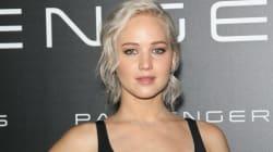 Jennifer Lawrence va regretter de ne pas avoir porté de soutien-gorge...